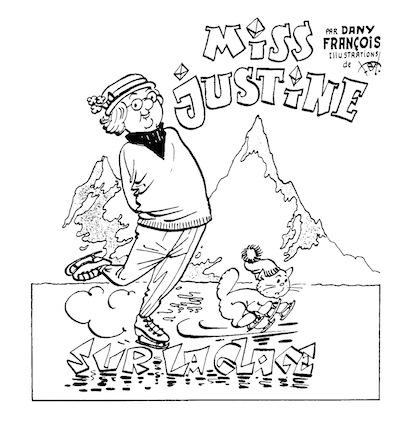 Du côté de François Bel - Page 3 Missjustine